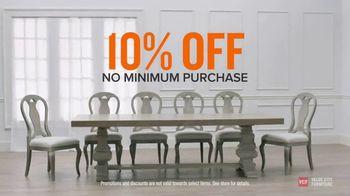 Value City Furniture Pre-Memorial Day Sale TV Spot, 'Double Discount' - Thumbnail 4