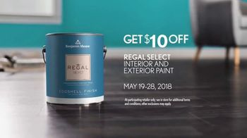 Benjamin Moore TV Spot, 'Where Benjamin Moore Paint Is Made: $10 Off' - Thumbnail 10