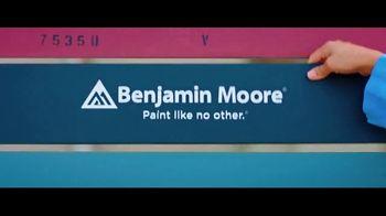 Benjamin Moore TV Spot, 'Where Benjamin Moore Paint Is Made: $10 Off' - Thumbnail 8