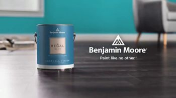 Benjamin Moore TV Spot, 'Where Benjamin Moore Paint Is Made: $10 Off' - Thumbnail 9