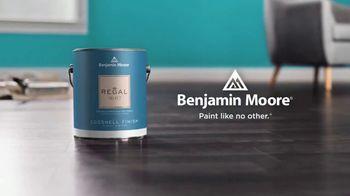 Benjamin Moore TV Spot, 'Where Benjamin Moore Paint Is Made: $10 Off' - Thumbnail 9