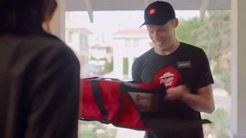 Pizza Hut $7.99 Large 2-Topping Pizza TV Spot, 'Oven Hot Delivery' - Thumbnail 2