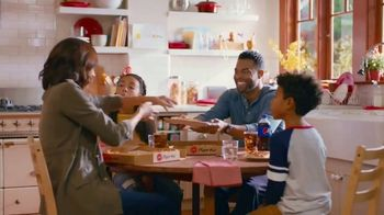 Pizza Hut $7.99 Large 2-Topping Pizza TV Spot, 'Oven Hot Delivery' - Thumbnail 5