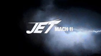 Babolat Jet Mach II TV Spot, 'Lighter and Faster' Feat. Fabio Fognini - Thumbnail 3