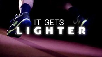Babolat Jet Mach II TV Spot, 'Lighter and Faster' Feat. Fabio Fognini - Thumbnail 4