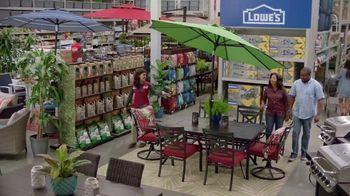 Lowe's TV Spot, 'Good Backyard: Two Days Only' - Thumbnail 7