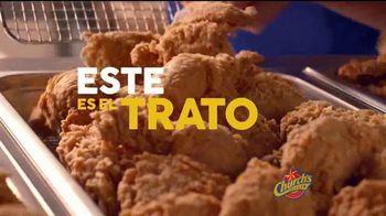 Church's Chicken Restaurants Real Big Deals TV Spot, 'El trato' [Spanish] - Thumbnail 2