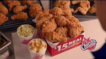 Church's Chicken Restaurants Real Big Deals TV Spot, 'El trato' [Spanish]