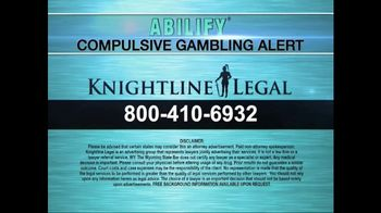 Knightline Legal TV Spot, 'Compulsive Gambling Alert' - Thumbnail 9