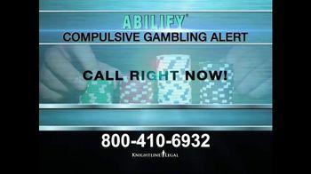 Knightline Legal TV Spot, 'Compulsive Gambling Alert' - Thumbnail 2