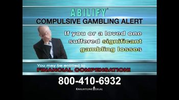 Knightline Legal TV Spot, 'Compulsive Gambling Alert' - Thumbnail 4