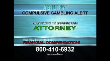 Knightline Legal TV Spot, 'Compulsive Gambling Alert' - Thumbnail 6