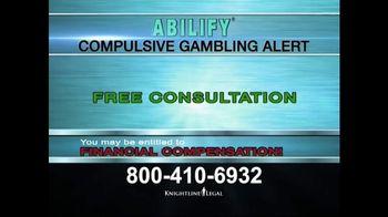 Knightline Legal TV Spot, 'Compulsive Gambling Alert' - Thumbnail 7