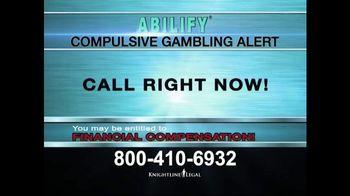 Knightline Legal TV Spot, 'Compulsive Gambling Alert' - Thumbnail 8