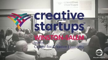 Ovation TV Spot, 'Stand for the Arts: Creative Startups' - Thumbnail 4