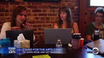 Ovation TV Spot, 'Stand for the Arts: Creative Startups' - Thumbnail 5