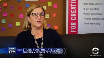 Ovation TV Spot, 'Stand for the Arts: Creative Startups' - Thumbnail 6