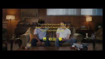 American Foundation for Suicide Prevention TV Spot, 'Seize the Awkward' - Thumbnail 10