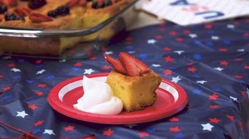 Target TV Spot, 'Food Network: In-Show: Bread Pudding' - Thumbnail 1