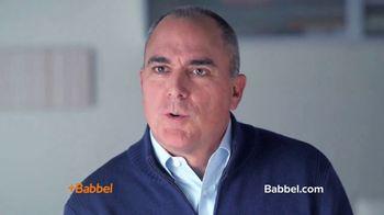 Babbel TV Spot, 'Bill Speaks French' - Thumbnail 4