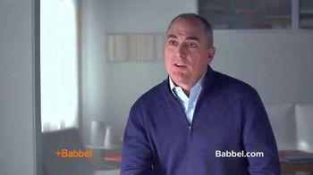 Babbel TV Spot, 'Bill Speaks French' - Thumbnail 6