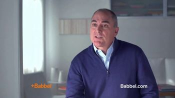 Babbel TV Spot, 'Bill Speaks French' - Thumbnail 8