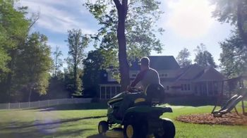 John Deere X350 Select Series TV Spot, 'Where Memories are Made' - 1262 commercial airings