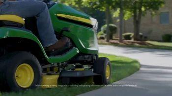 John Deere X350 Select Series TV Spot, 'Where Memories are Made' - Thumbnail 7