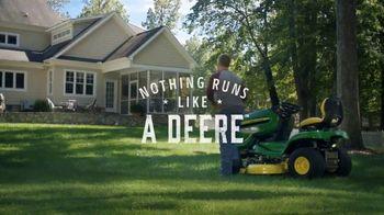 John Deere X350 Select Series TV Spot, 'Where Memories are Made' - Thumbnail 8