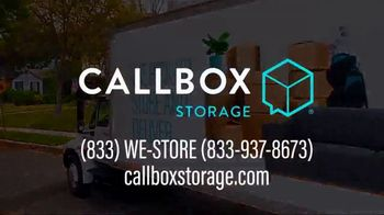 Callbox Storage TV Spot, 'Self Storage' - Thumbnail 9