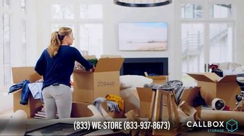 Callbox Storage TV Spot, 'Self Storage'