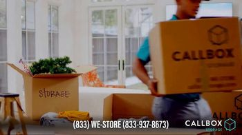 Callbox Storage TV Spot, 'Self Storage' - Thumbnail 4