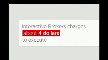 Interactive Brokers TV Spot, 'Executing the Average Trade' - Thumbnail 1
