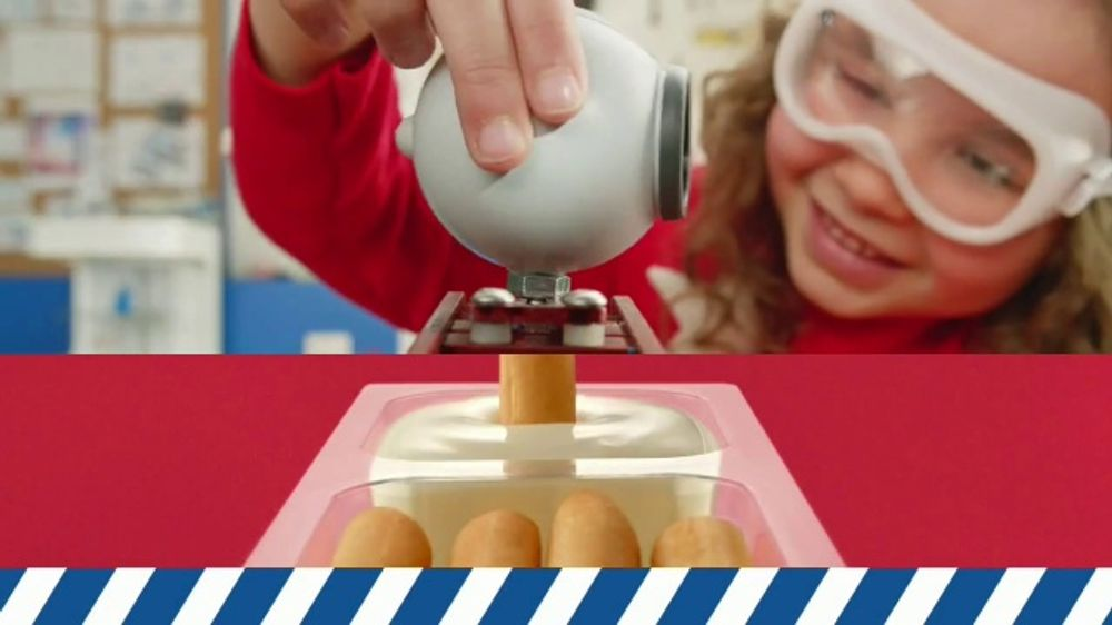 The Laughing Cow Cheese Dippers TV Commercial, 'Disney Channel: Dunk Into Fun'