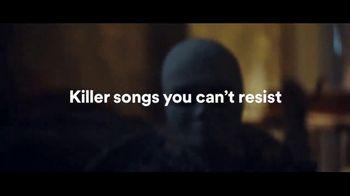 Spotify TV Spot, 'Horror' Song by Camila Cabello - Thumbnail 9