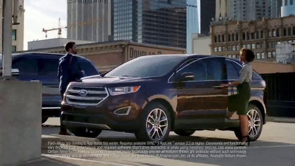 Ford Explorer Tv Commercial Morning Routine T