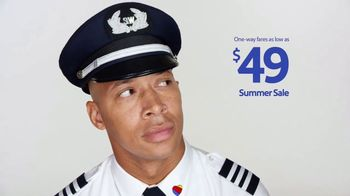 Southwest Airlines Summer Sale TV Spot, 'Make Your Summer'