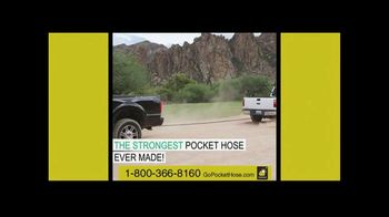 Pocket Hose Brass Bullet TV Spot, 'Lightweight' Featuring Richard Karn - Thumbnail 5