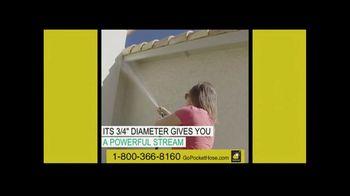 Pocket Hose Brass Bullet TV Spot, 'Lightweight' Featuring Richard Karn - Thumbnail 7
