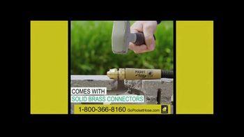 Pocket Hose Brass Bullet TV Spot, 'Lightweight' Featuring Richard Karn - Thumbnail 8
