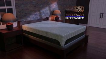 Copper Fit Replenish Sleep System TV Spot, \'Changing the Game\'