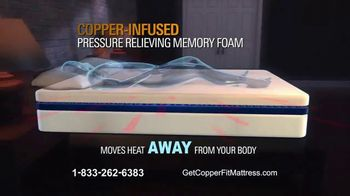 Copper Fit Replenish Sleep System TV Spot, 'Changing the Game' - Thumbnail 5