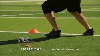 Copper Fit Replenish Sleep System TV Spot, 'Changing the Game' - Thumbnail 6