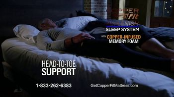 Copper Fit Replenish Sleep System TV Spot, 'Changing the Game' - Thumbnail 7