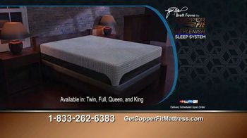 Copper Fit Replenish Sleep System TV Spot, 'Changing the Game' - Thumbnail 8