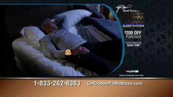 Copper Fit Replenish Sleep System TV Spot, 'Changing the Game' - Thumbnail 9