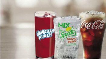 McDonald's $1 $2 $3 Dollar Menu TV Spot, 'Any Size Soft Drink' - Thumbnail 6