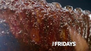TGI Friday's Big Ribs TV Spot, 'The Next Big Thing in Ribs' - Thumbnail 1