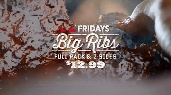 TGI Friday's Big Ribs TV Spot, 'The Next Big Thing in Ribs' - Thumbnail 6