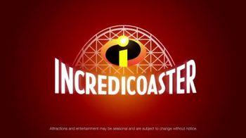 Disney California Adventure TV Spot, 'Incredicoaster' - Thumbnail 9